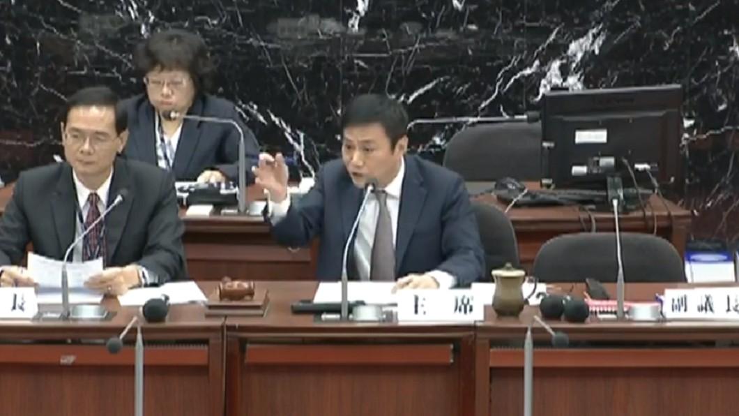 圖/翻攝高雄市議會 議員要韓國瑜專案報告訪陸行 議長擋下:罵我鴨霸隨便你