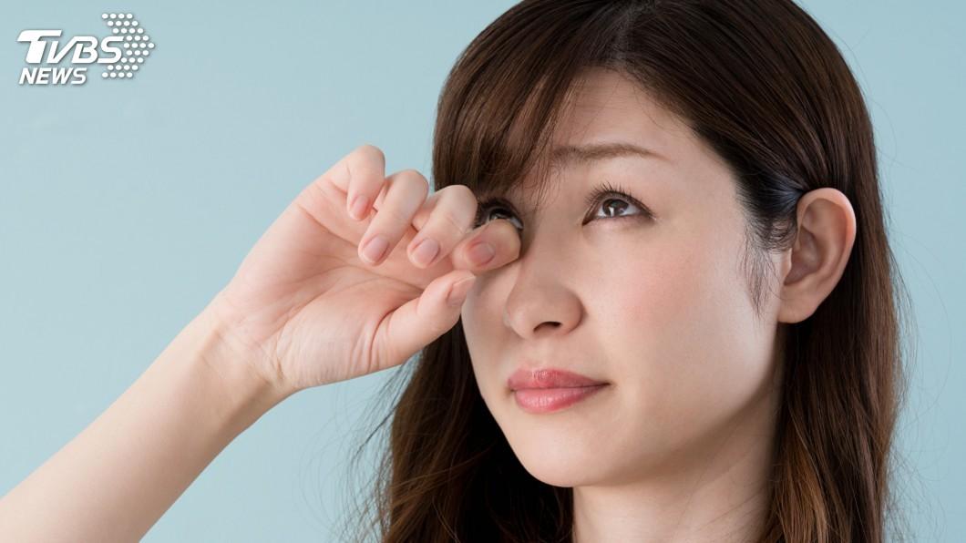 京都同仁堂 慣性揉眼視力剩0.5 醫見「地圖狀破皮」:嚴重恐失明