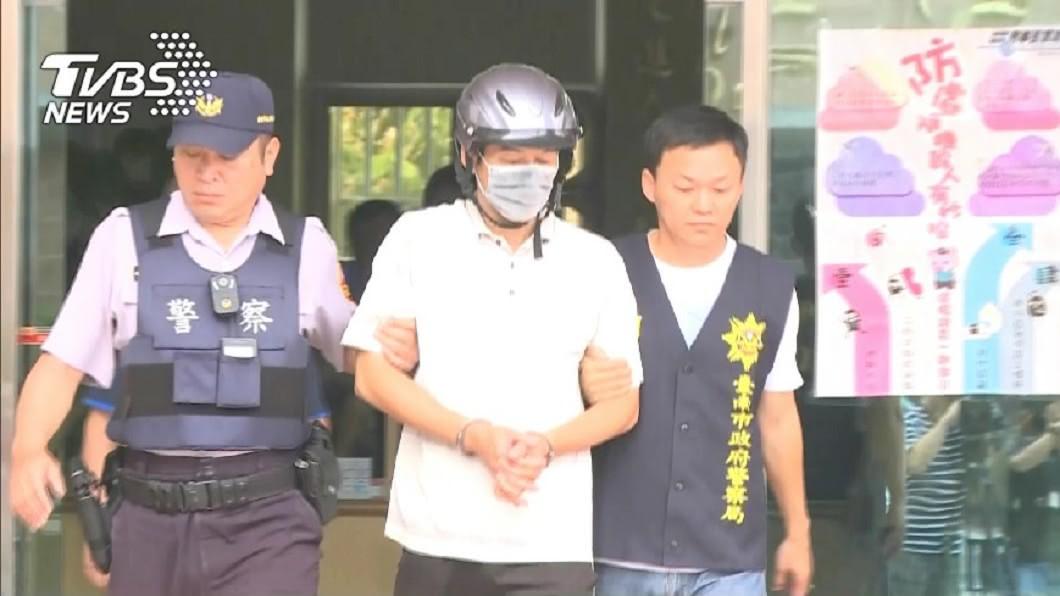 圖/TVBS資料畫面 法院外當眾撞死前妻與律師 狠男死刑判決竟遭撤銷