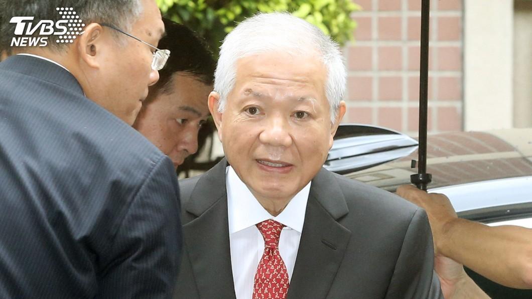 圖/中央社 解職何壽川處分遭撤銷 金管會堅持原立場