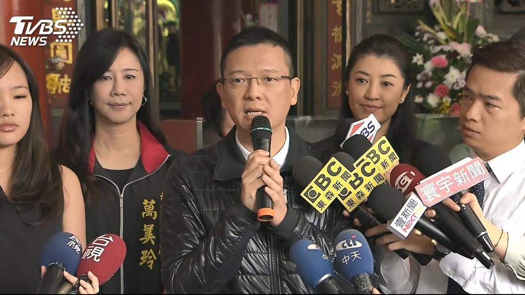 圖/TVBS資料畫面 孫大千挺韓惹議 國民黨8中生代發聲力挺