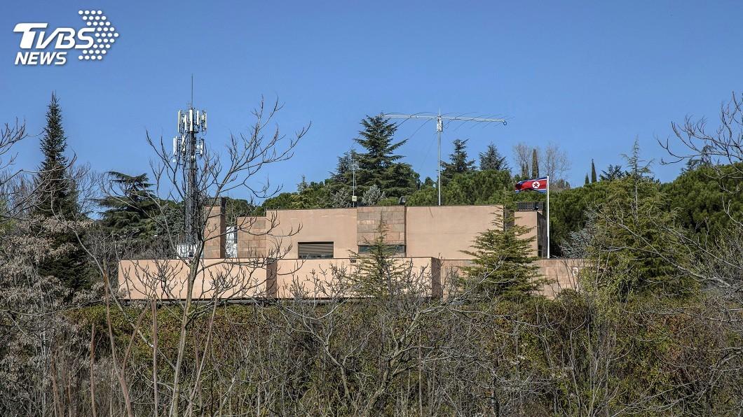 圖/達志影像美聯社 自由朝鮮指控北韓大使館 毒品武器交易樞紐