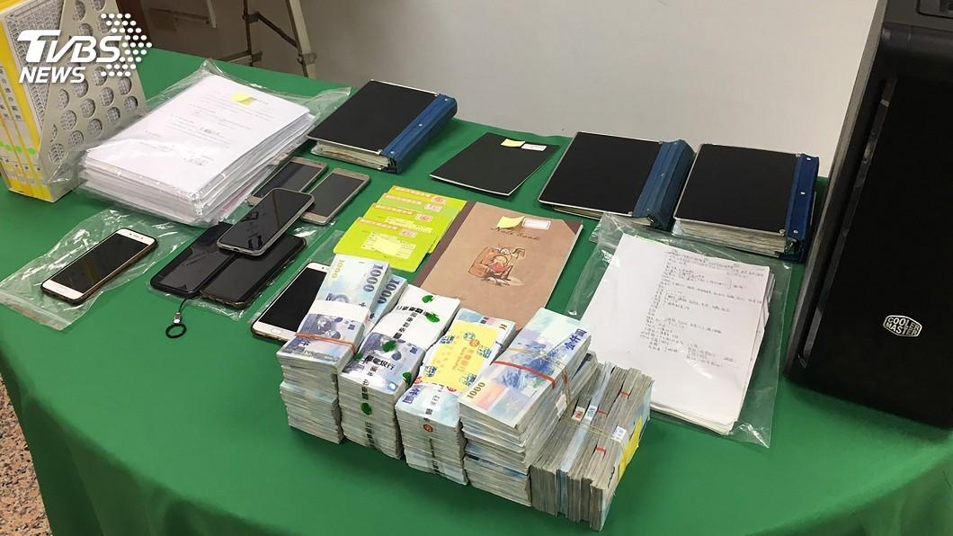 圖/中央社 假冒銀行相關企業詐欺 雄檢聲押4嫌獲准
