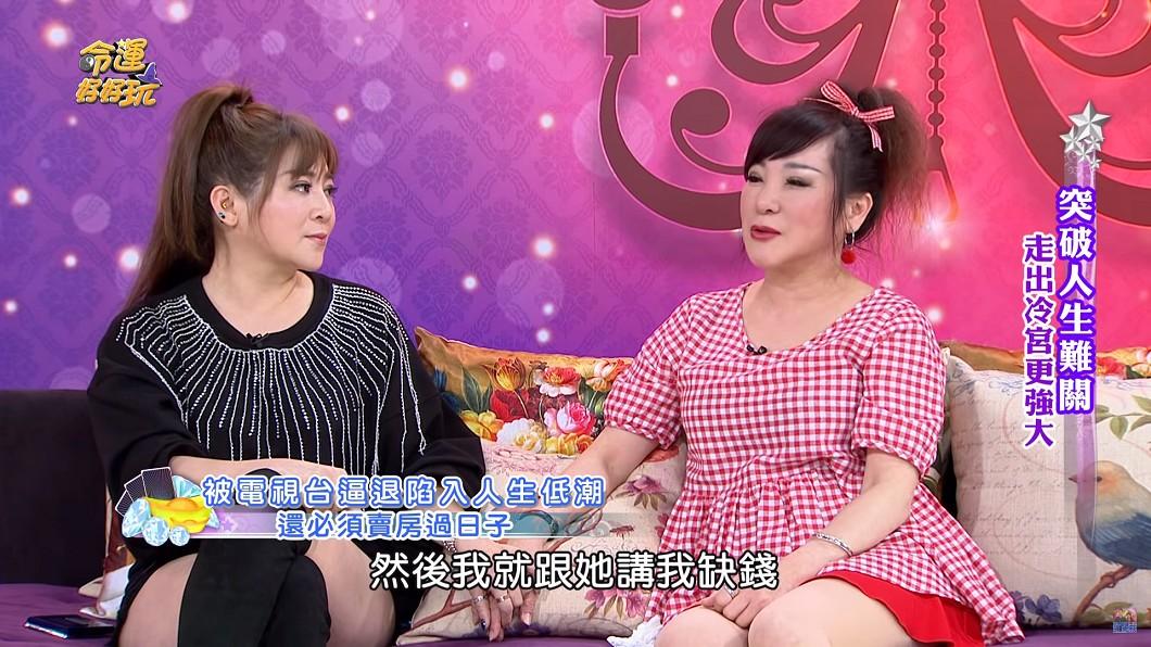 所幸當時王彩樺上前勸說朱玲蒂,才沒讓憾事發生。。圖/翻攝自 朱玲蒂 臉書