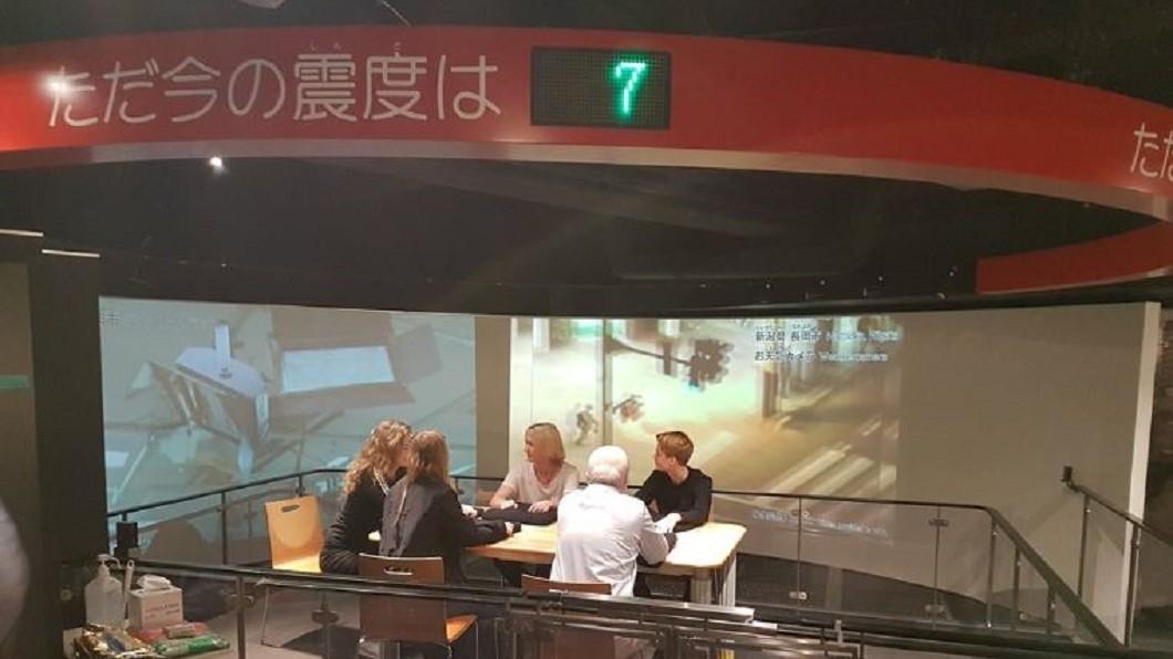 圖/翻攝自TripAdvisor 現在遊東京這裡最夯 池袋防災館體驗大地震