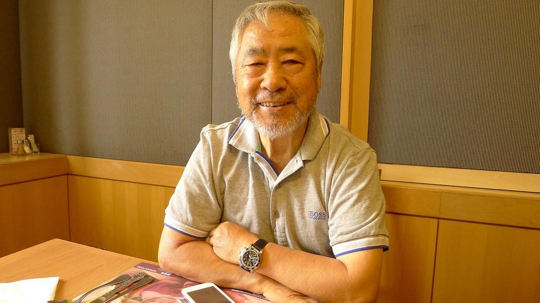 圖/翻攝自李富城臉書 高齡83歲李富城宣布參選立委 「心臟可比60歲」