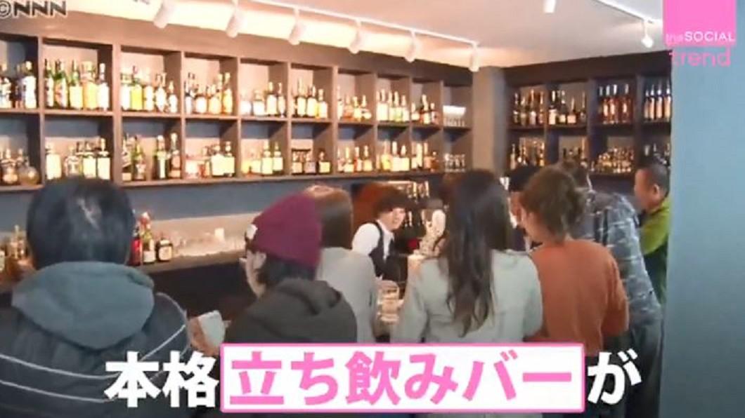 圖/翻攝自ストレッチマン youtube 雜誌區改設立飲酒吧 日超商開拓夜間商機