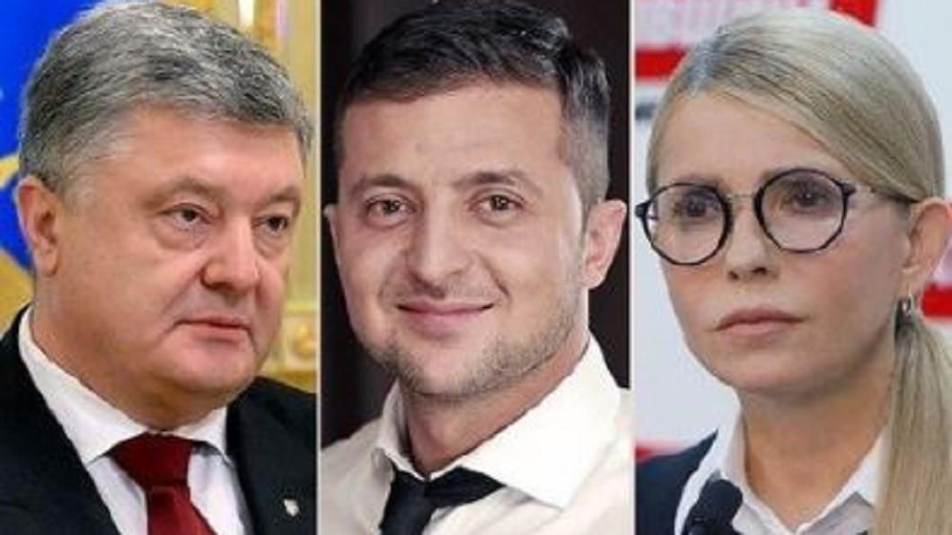 圖/轉攝自大越楚卿微博 政治素人當道 撼動烏克蘭、斯洛伐克政壇