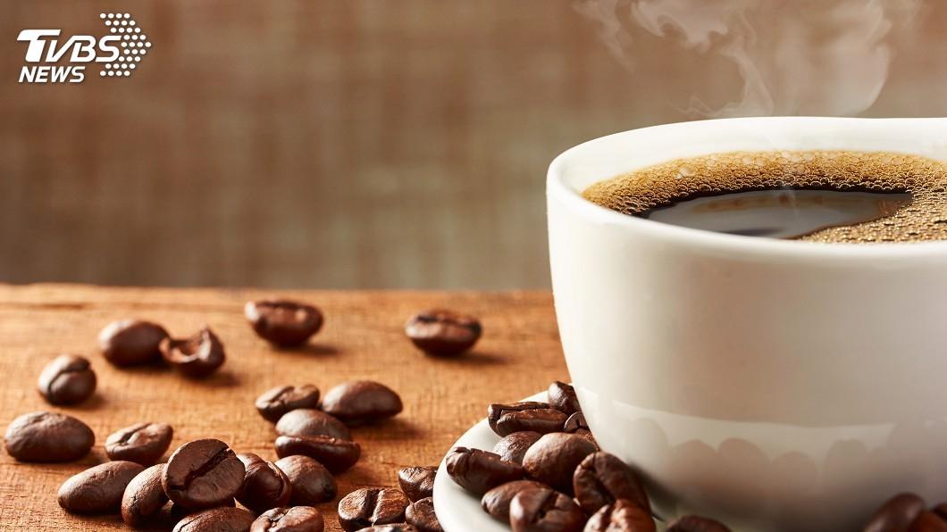 示意圖/TVBS 每天喝2杯咖啡 竟能降低死亡率多活2年