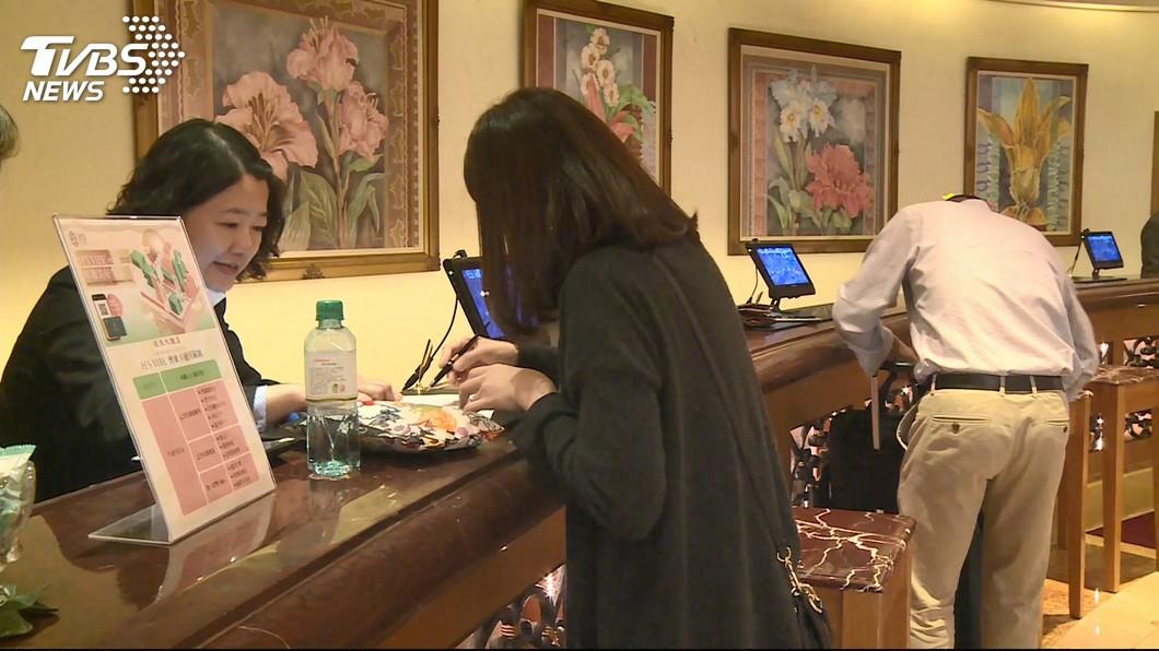 圖/TVBS 清明連假「春遊補助」加持! 飯店訂房率衝8成