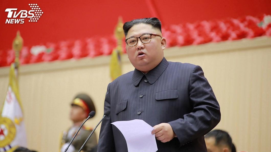 圖/達志影像路透社 韓媒:北韓欲發射人造衛星挑釁 就等金正恩下令