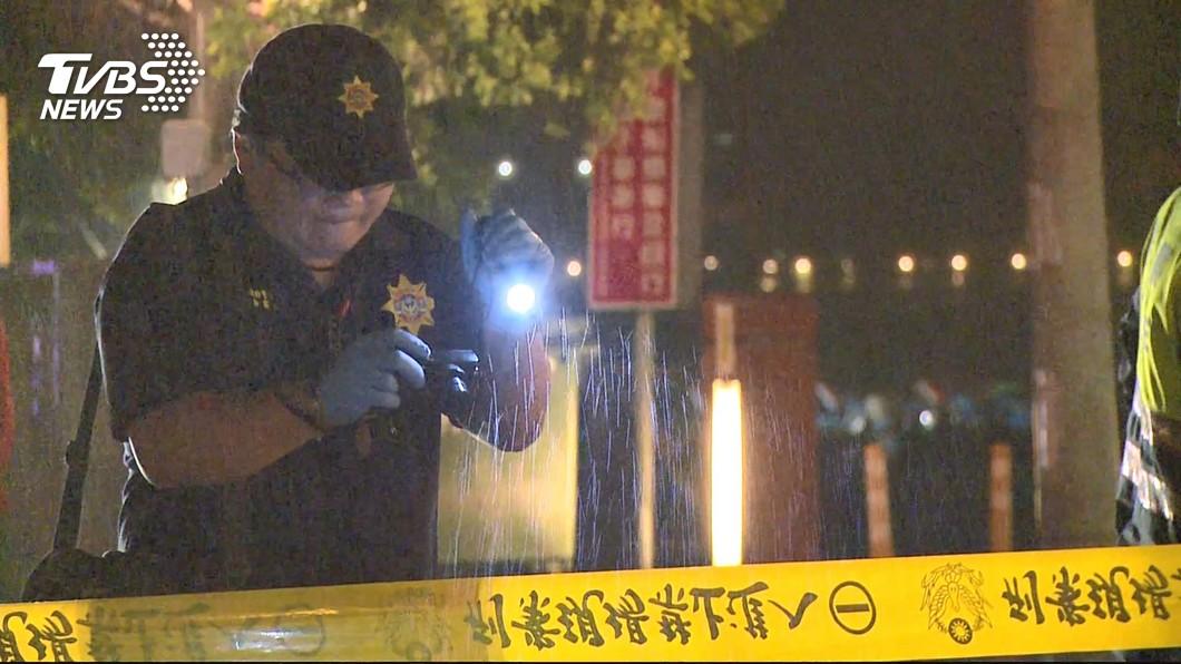 圖/TVBS 17歲少年遭砍傷 自稱渡船頭看夜景遇惡煞