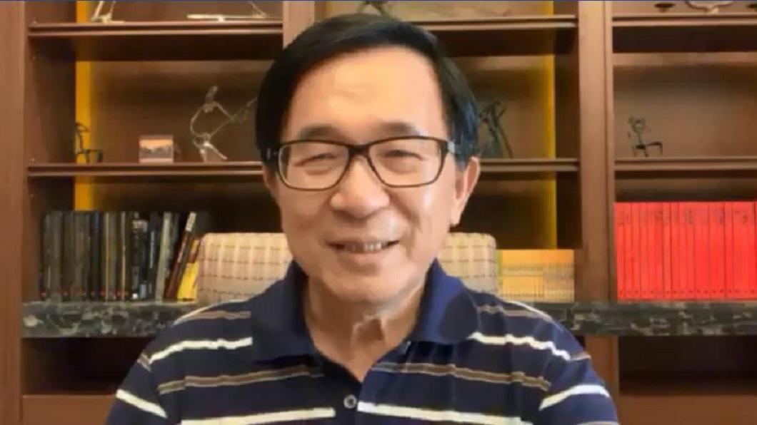 陳水扁不滿藍營一再追殺,在臉書發文和分享影片反擊。(圖/翻攝自陳水扁臉書)