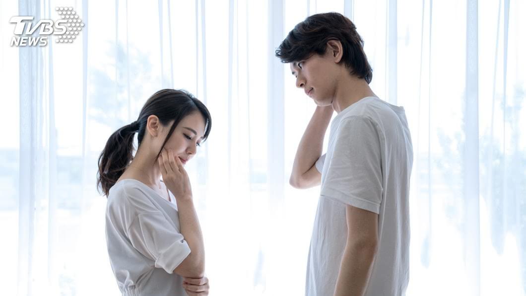 示意圖/TVBS 要求另一半陪伴 他總是回「我不習慣兩個人相處的時光」