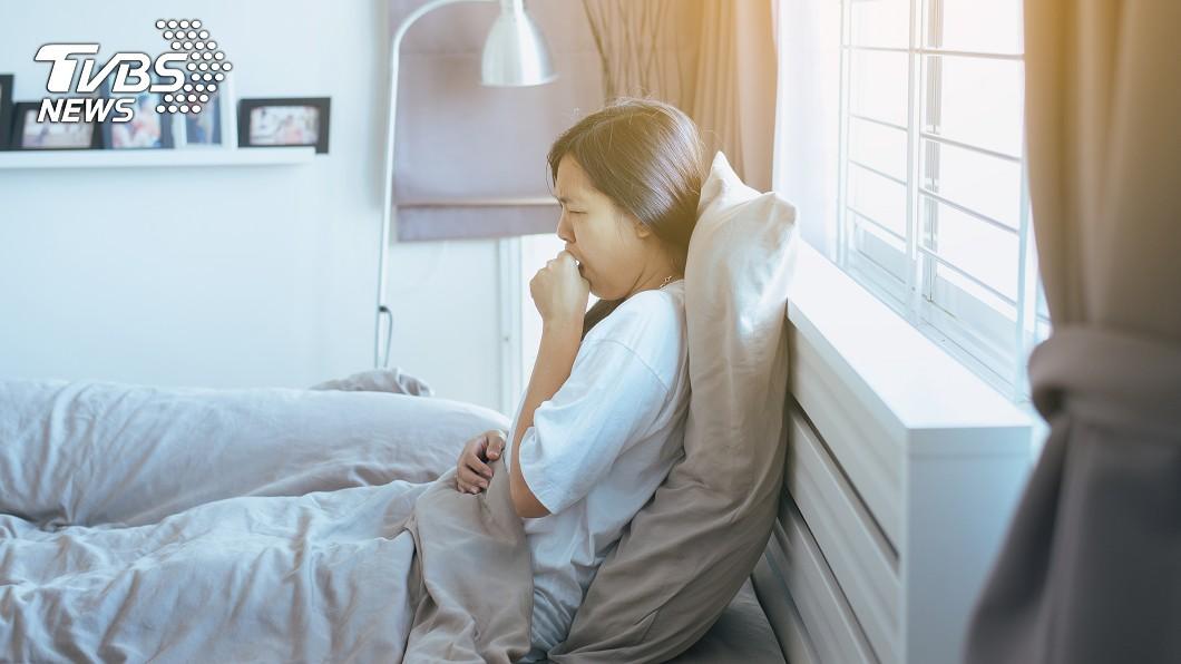示意圖/TVBS 狂咳3個月竟是肺癌末期 出現這5症狀快就醫!