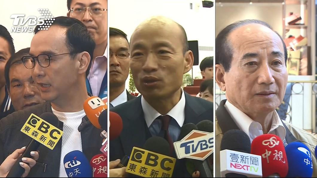圖/TVBS 韓流最大受害者是國民黨 他曝:民進黨希望韓選總統