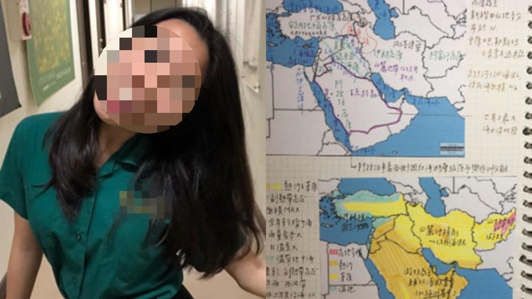 圖/翻攝蝦皮 北一女學霸筆記5個月賺百萬 「學姐」本尊曝光!