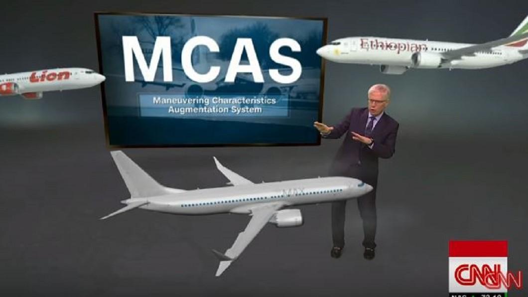 圖/翻攝自CNN YouTube 737MAX發現新問題! 華郵:影響飛行穩定度