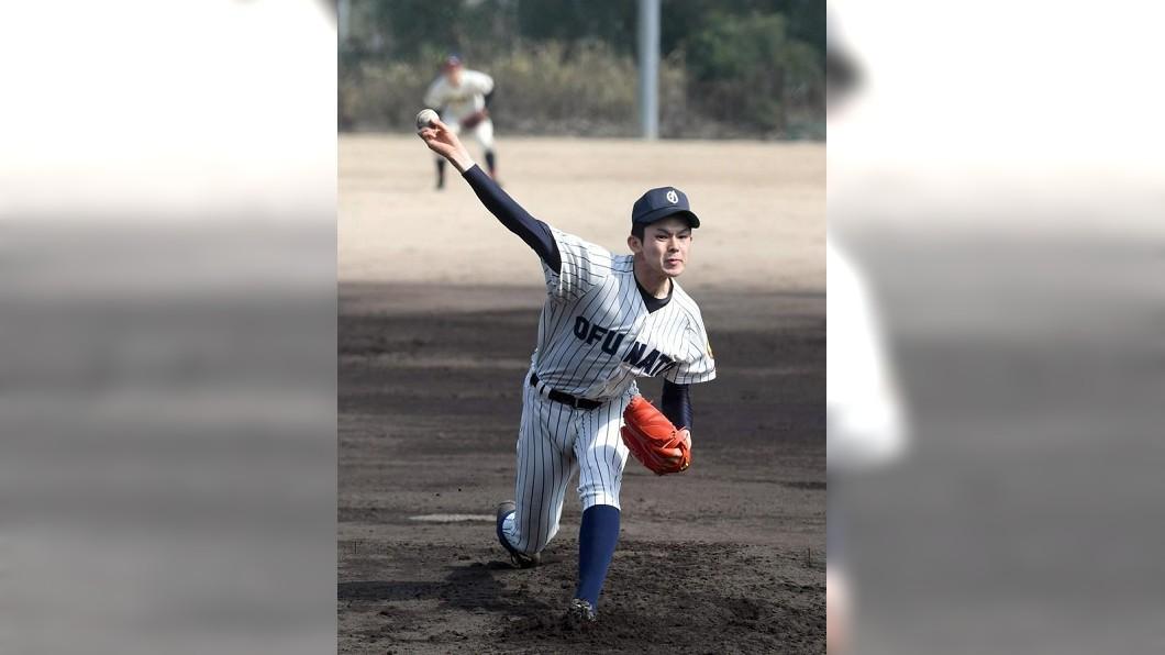 圖/翻攝自野球News TW-日本職棒 超越大谷翔平! 日高校生飆球速163公里