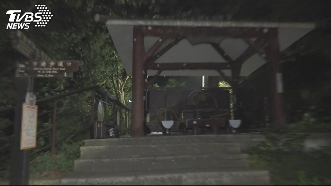 圖/TVBS 象山步道情侶遭搶 犯嫌請回後又被移送檢方