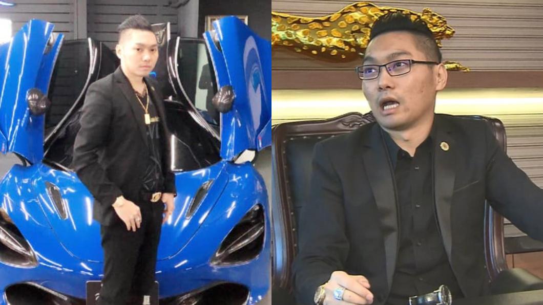 圖/TVBS、翻攝自連千毅臉書 遭爆「勾搭大嫂」 連千毅妻怒反擊:真的就被撞死!