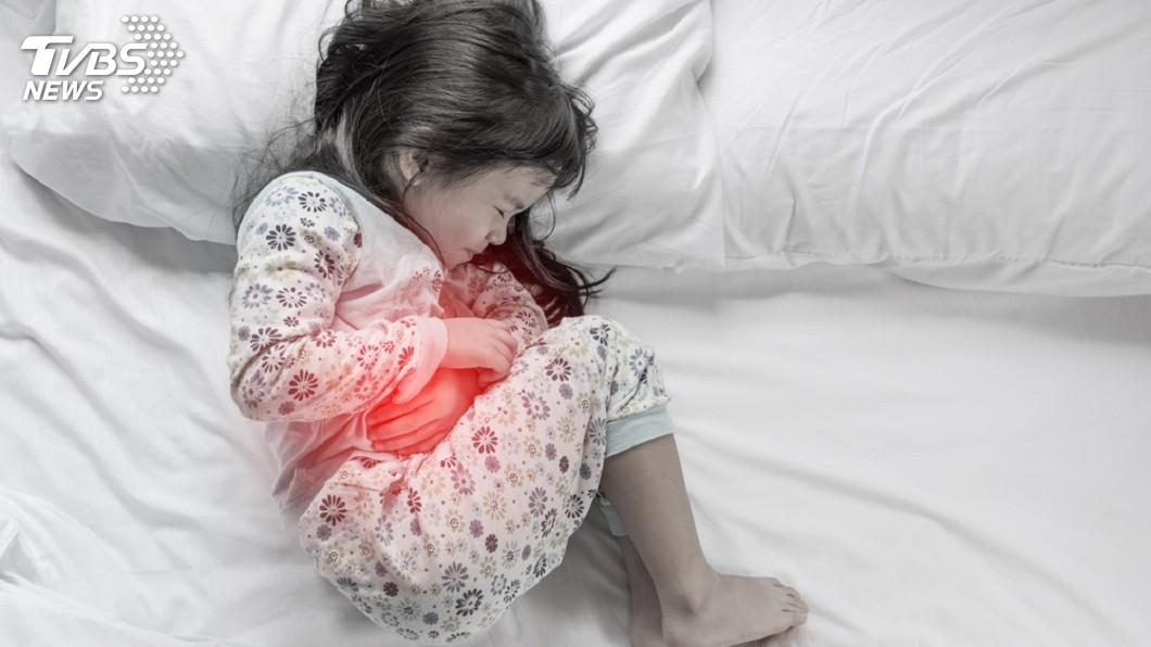 示意圖/TVBS 女童夜夜腹痛哭鬧 竟是「腸中還有腸」