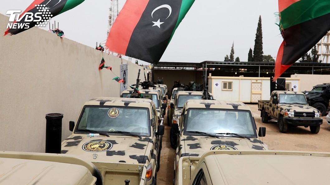 圖/達志影像路透社 利比亞內戰升溫與石油衝擊 重點一次看