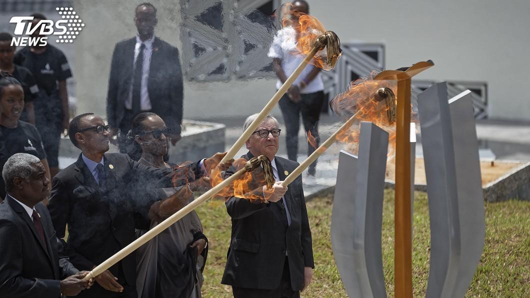 圖/達志影像美聯社 三個月狂殺80萬人 盧安達大屠殺25年