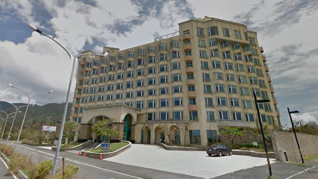 圖/翻攝自谷歌地圖 墾丁一級戰區首例 大型飯店「欠2億」遭法拍
