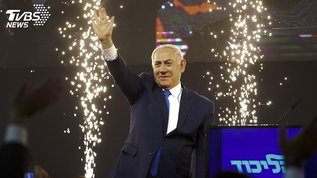 圖/達志影像美聯社 以色列政壇不倒翁 尼坦雅胡脫身有術