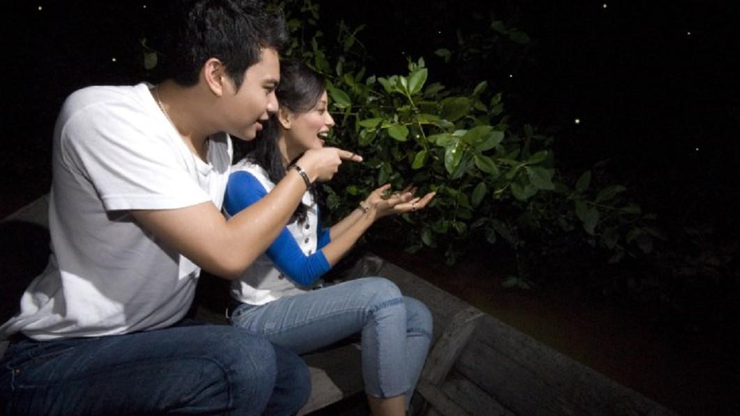 馬來西亞親子景點-瓜拉雪蘭莪螢火蟲。圖/Tourism Malaysia