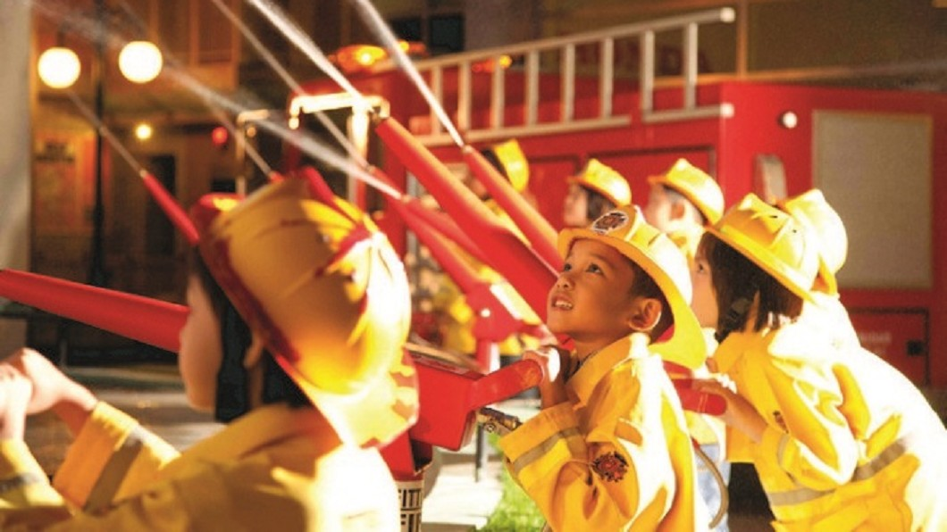 馬來西亞親子景點-KidZania兒童職業體驗樂園。(圖/馬來西亞觀光局)