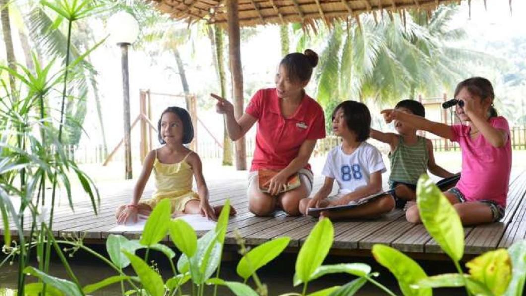 馬來西亞親子景點-Club Med珍拉汀灣度假村。圖/Club Med官網