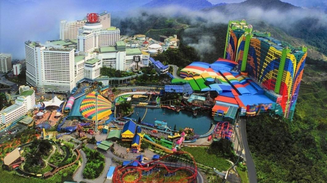 馬來西亞親子景點-雲頂高原。圖/Tripbaa趣吧!亞洲自由行專家