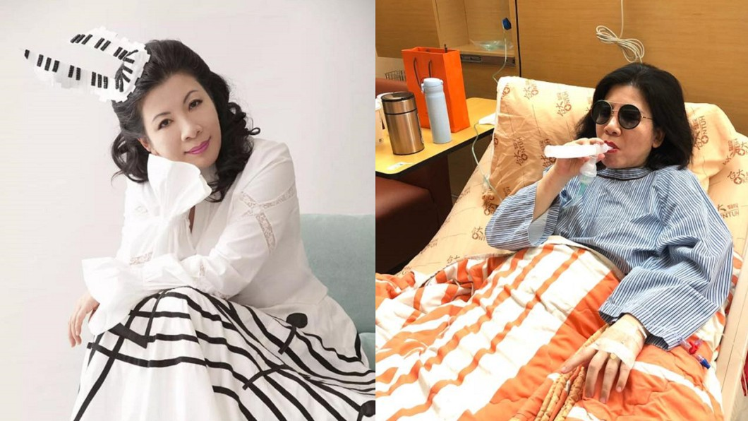 圖/翻攝自 文茜的世界周報  臉書 陳文茜吐抗癌心情 離開前想帶愛犬做這件事