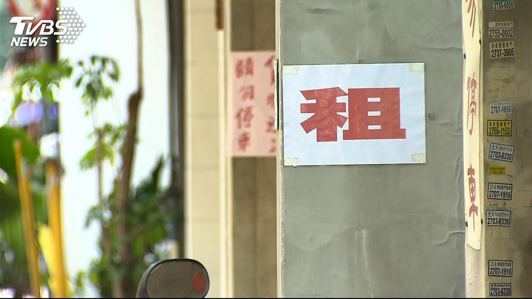 圖/TVBS 北市東區房租降房客增 商仲:重大工程來加分