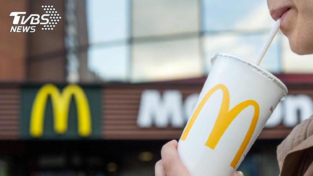 (示意圖,與本事件人物無關。圖/TVBS) 麥當勞飲料完勝市售罐裝? 網大推「2種」必點