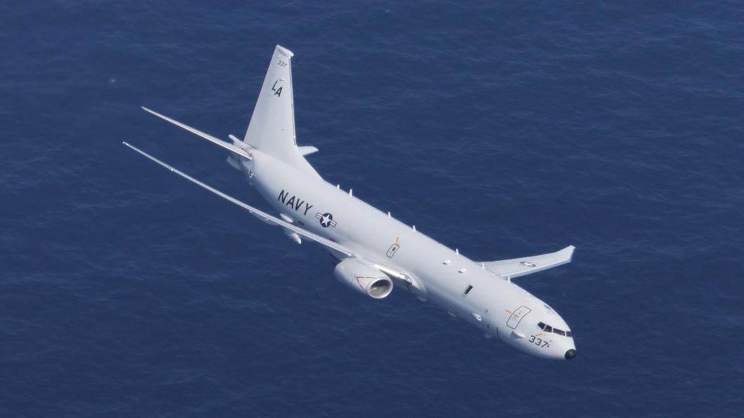 F-35A墜機海域 美國軍機搜救。圖/達志影像美聯社