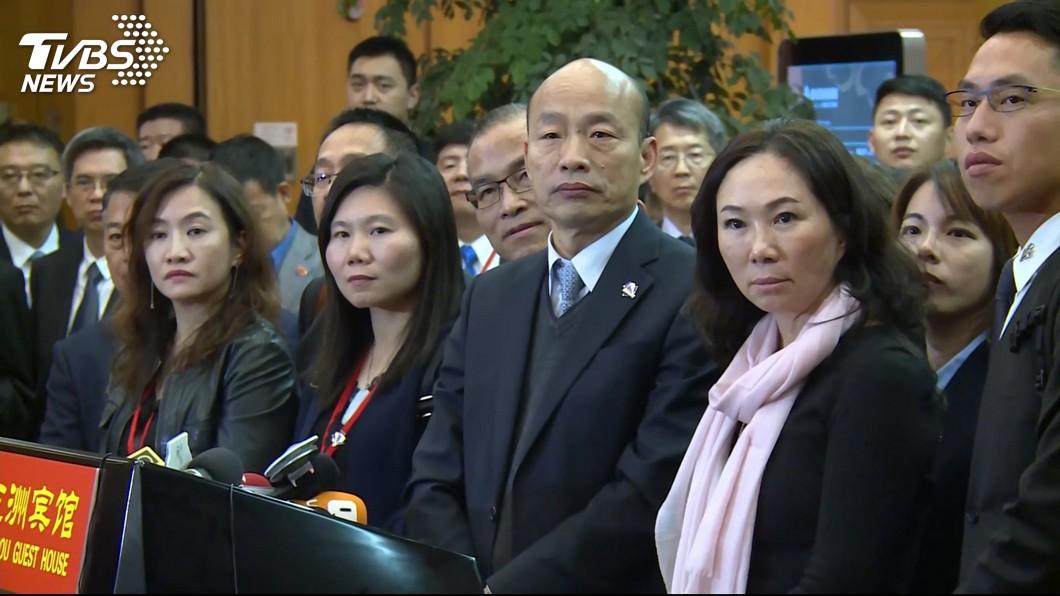 圖/TVBS 台美中關係變化 關鍵在2020總統大選