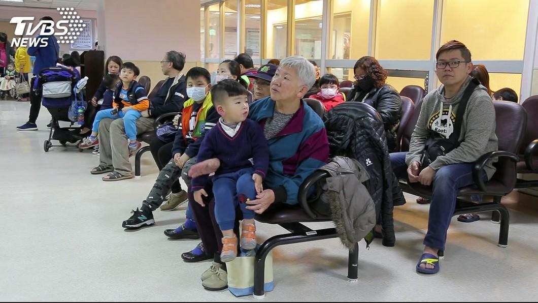 圖/TVBS 美研究「空汙易害童氣喘」 台灣排行全球第4名