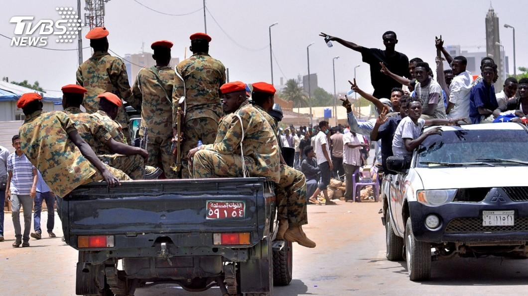 圖/達志影像路透社 軍方接掌蘇丹 艾爾段盼民族和解克服當前關卡