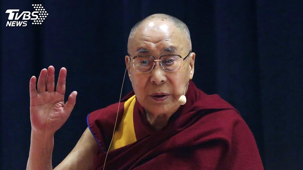 圖/達志影像美聯社 因輕微咳嗽住院3天 達賴喇嘛康復出院