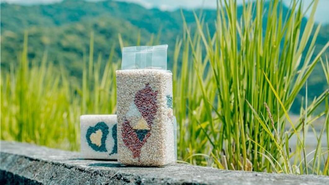 花蓮景點玩法-織羅部落彩繪米。圖/Tripbaa趣吧!亞洲自由行專家