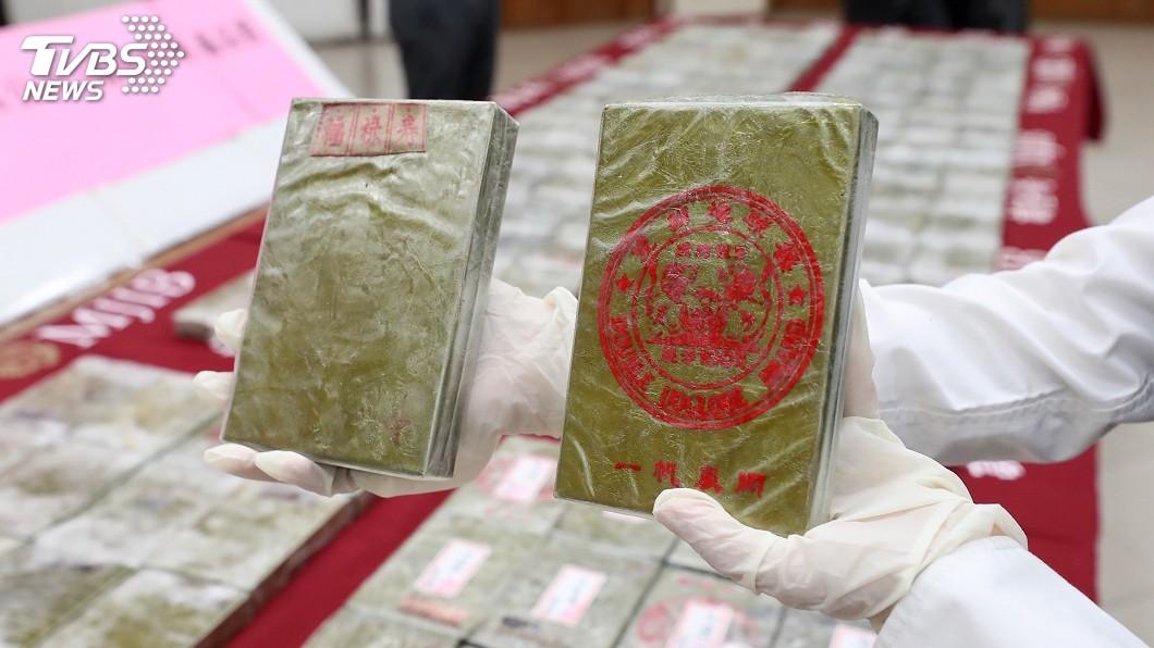 圖/中央社資料畫面 毒梟岸際走私1240塊海洛因磚 屏檢起訴9人