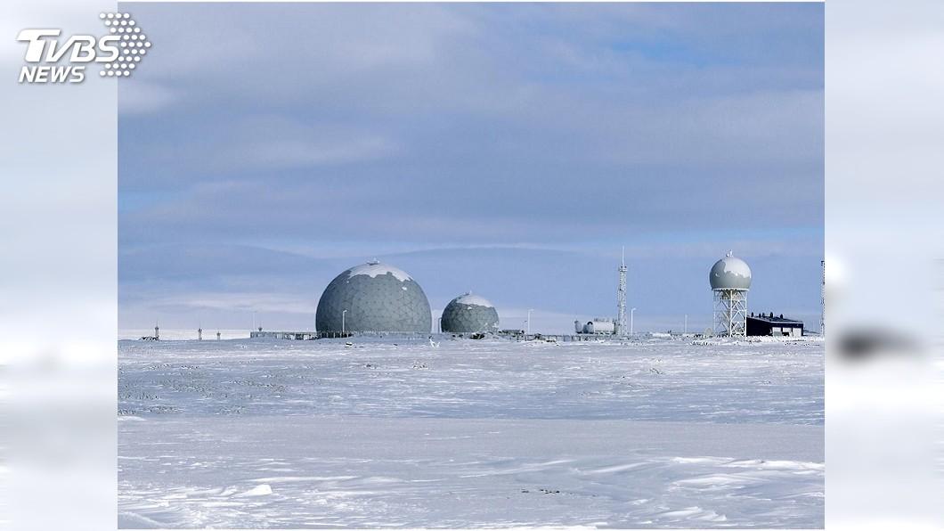 圖/TVBS 可一整年自給自足 俄軍在北極蓋軍事基地