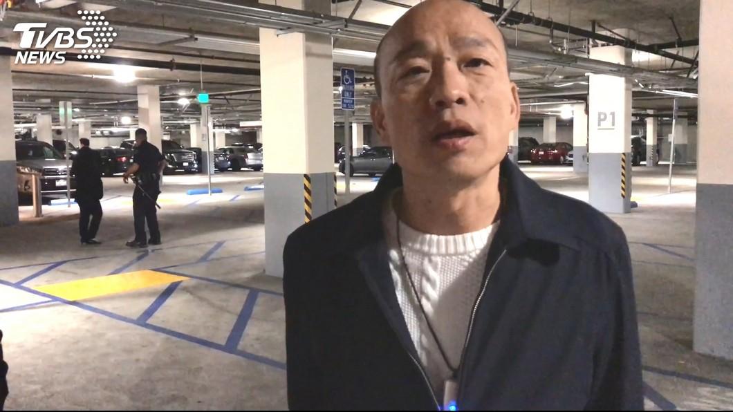 圖/TVBS 韓人氣高居不下? 他曝主因:一堆人搶伸臉給他打