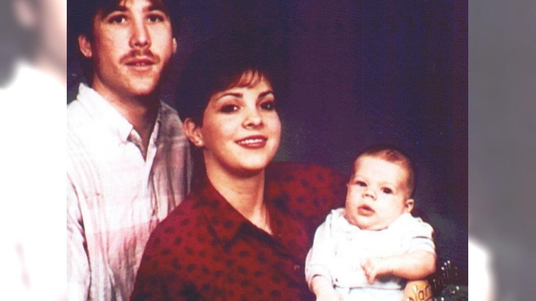 圖/翻攝自Bonnie Pasciuto Haim臉書 3歲兒作證父行兇沒人信 26年後修屋挖到母親遺骸