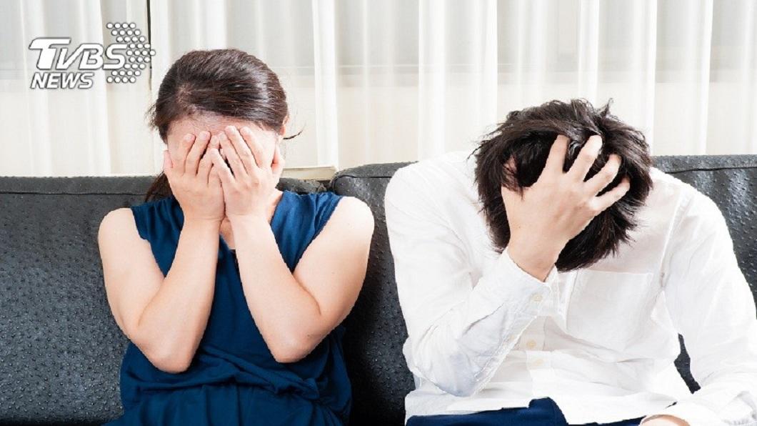 示意圖/TVBS 閃嫁洋老公卻天天吃軟飯 女崩潰怒離法官判不准