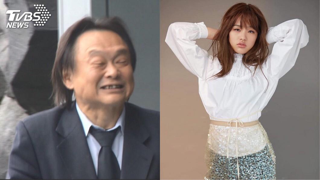 圖/翻攝自韓冰臉書、TVBS 韓冰穿小褲褲登雜誌喊話老爸 王世堅羞喊:不想被說性感