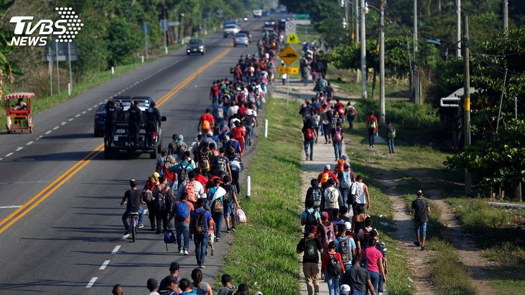 圖/達志影像路透社 川普欲送移民到庇護城市 白宮證實正在研議方法